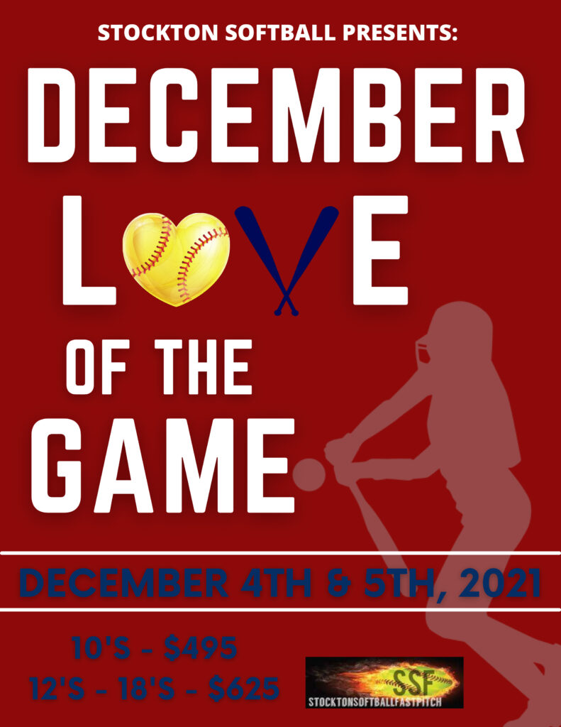 December Love of the Game
