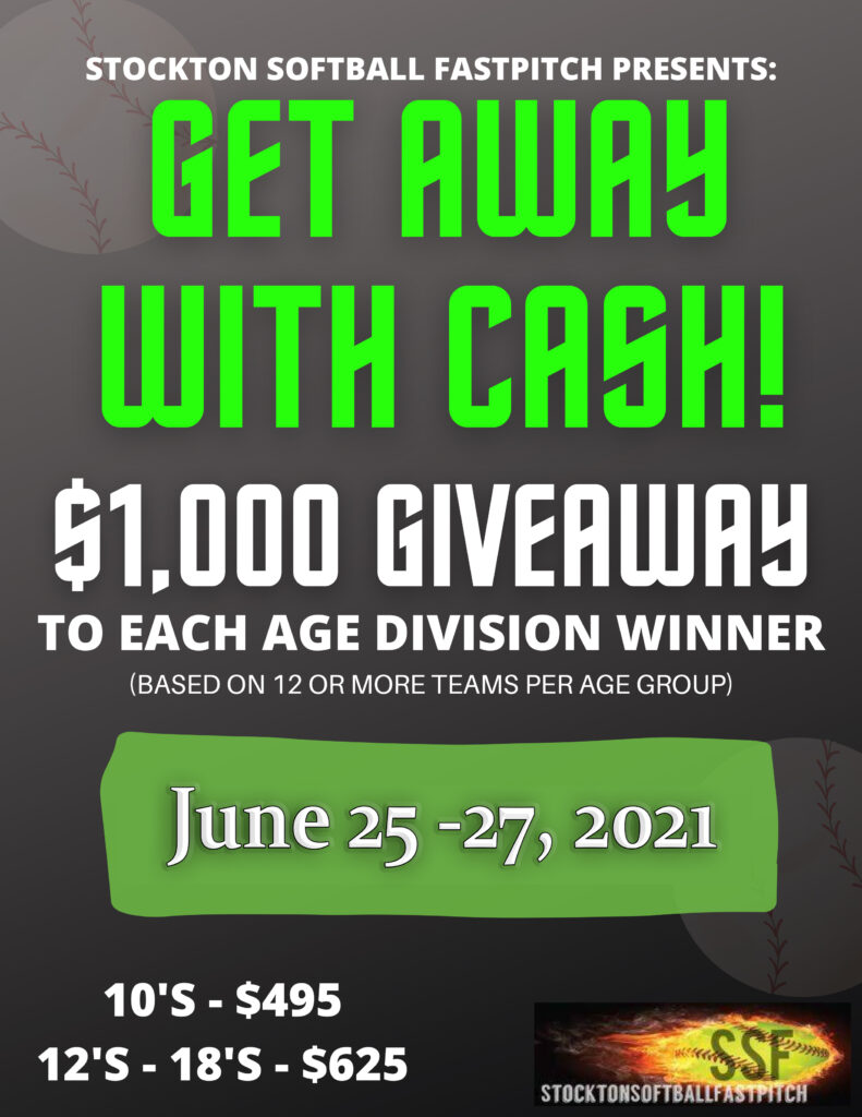 Get Away With Cash Tourney