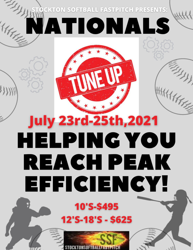 Nationals Tune Up